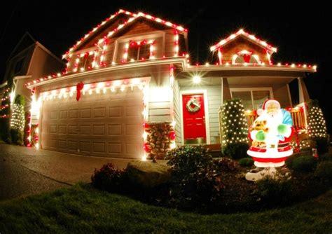iluminacion exterior navidad iluminacion exterior decoracion navide 241 a con luces