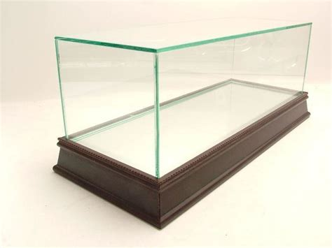 Vitrine Aus Glas by Klarsichtbox Vitrine Aus Glas F 252 R 1 18 Modelle Triple9