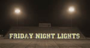 Saracen Friday Night Lights Life Lessons From Quot Friday Night Lights Quot