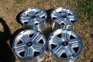 Chevy Truck Wheels Oem Fs 18 Quot Chevy Silverado Z71 Oem Wheels 500 For Sale