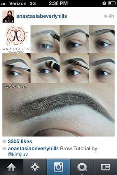 Product Find Anatasia The Browserava 2 by Eyebrow Tutorial Using Beverly Brow