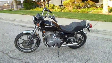 Kawasaki 440 Ltd For Sale by 1983 Kawasaki Z440 Ltd Belt Drive Moto Zombdrive