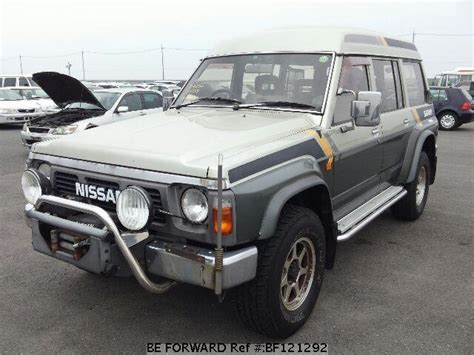 nissan safari for sale used 1990 nissan safari highroof gran load u vrgy60 for