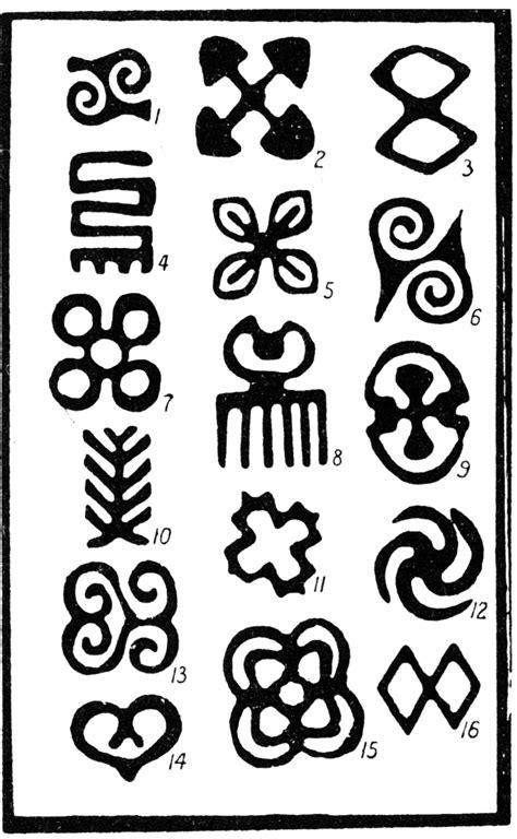 adinkra tattoos adinkra symbols
