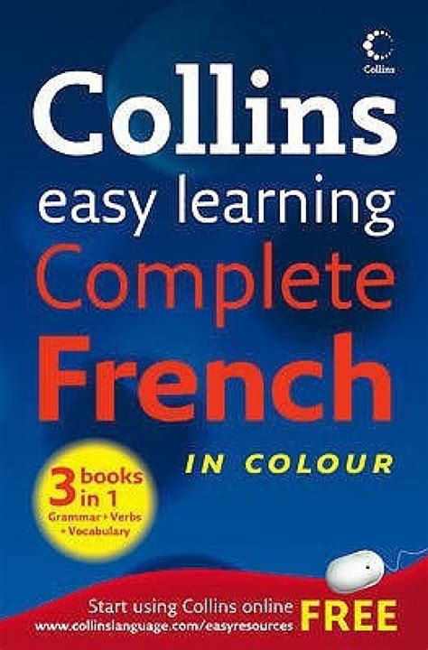 libro easy learning french complete collins easy learning complete french buy collins easy learning complete french online at best
