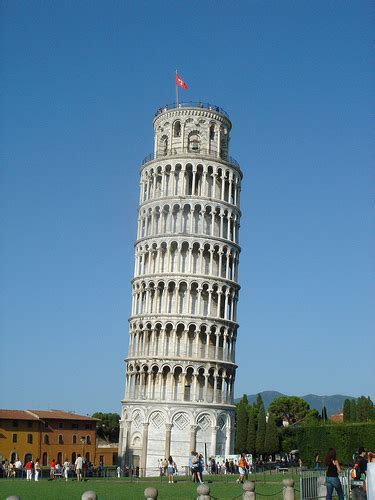 most famous architecture the leaning tower of pisa flickr photo sharing