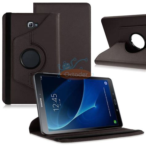 rotating cover for samsung galaxy tab a 10 1 sm t580 t585 2016 tablet ebay