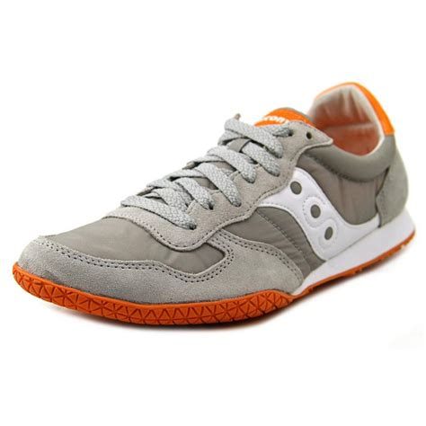 gray athletic shoes saucony bullet gray running shoe athletic