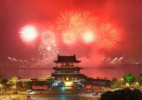 new year in china why the are for fireworks welum