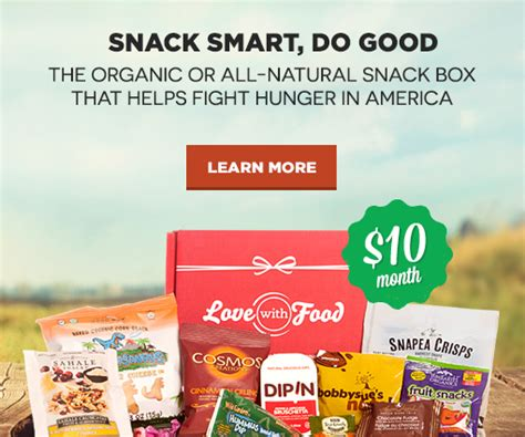 Snacks Delivered To Your Door by Snack Smart Do Discover New Organic Or All