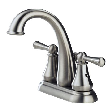delta bathroom sink faucets faucet 25901lf ss in brilliance stainless by delta