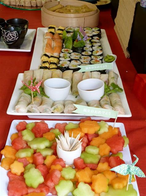 party themes with food best 25 japanese party ideas on pinterest asian party