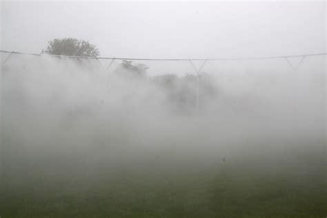 Lu Fog L Persona fog assembly aux jardins de versailles l eau brouillard