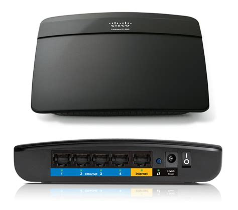 Router Wifi Cisco E1200 cisco linksys e1200 dd wrt firmware wireless router review
