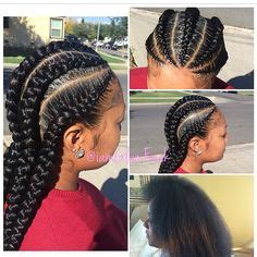 stylist feature love this goddess braid done by stylist feature love these feed in braids by