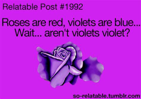 blue joke jokes joke poem poems roses are violets are blue