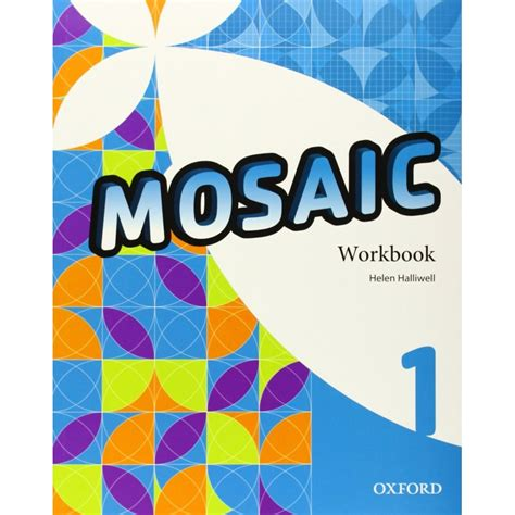 libro mosaic 1 workbook mosaic 1 workbook ed oxford libroidiomas