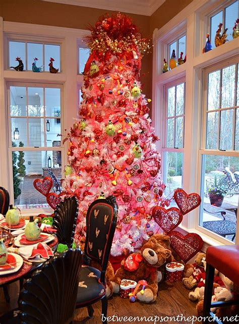 thoughts on decorating a tree s day decorating ideas バレンタイン と 装飾