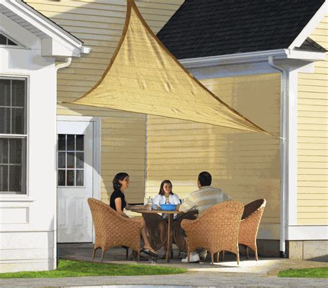 shade sails awnings canopies outdoor sail awnings gallery