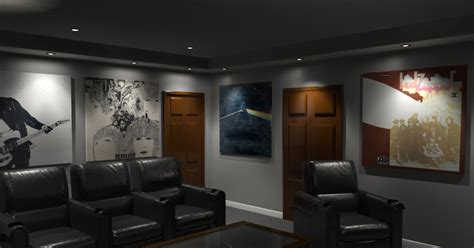 home theater design and beyond by 3 d squared inc