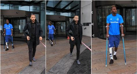 from signing henry to dein s departure the 20 defining moments of everton strikers cenk tosun and henry onyekuru spotted in