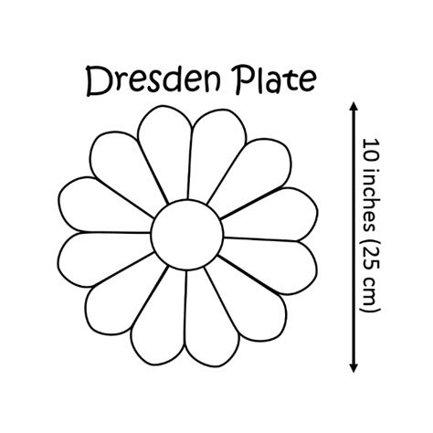 12 petal flower template 26 images of nameplate printable flower template