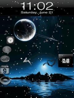 clock themes mob9 desktop wallpaper clock calendar free download calendar