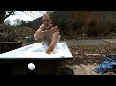 hot tub time machine bathtub part still cold ofuro time bath time doovi