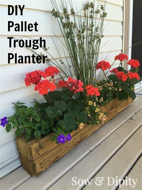 garden wall troughs the 25 best trough planters ideas on plant troughs garden privacy and bamboo