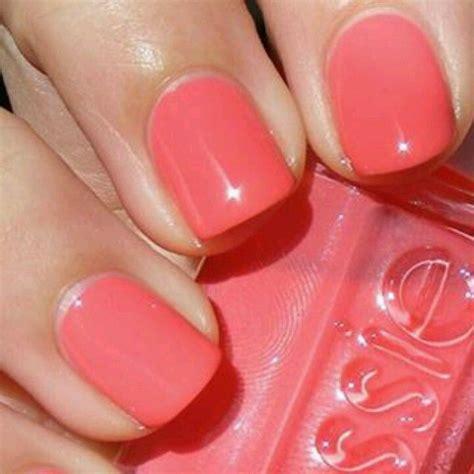 fingernail colors melon color finger nail my style