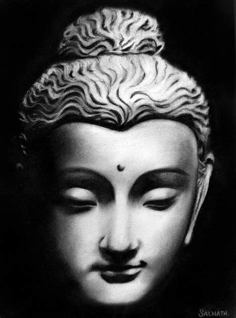 the buddha by salnath on deviantart