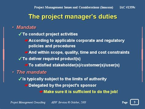 duties of a project manager pertamini co