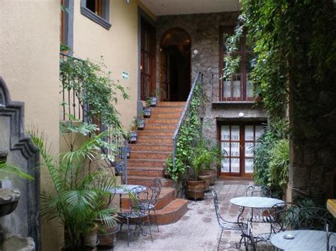 interior courtyard interior courtyard picture of casa calderoni bed and