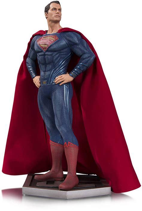 justice league film order superman justice league movie statue figure at cmdstore com
