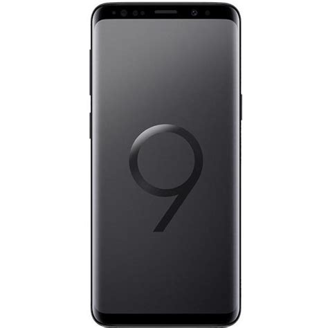 Samsung S9 Plus Samsung Galaxy S9 Plus Dual Sim 64gb 4g Lte Midnight Black