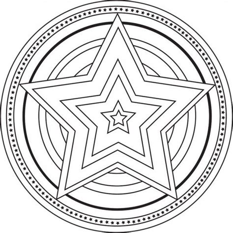 star designs coloring pages pin by kirsten white on coloring pinterest