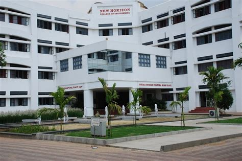 New Horizon College Mba by M Tech In Ece In Vlsi Embedded Systems At New Horizon