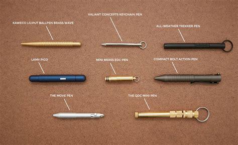 mini pen approved mini edc pens cool material
