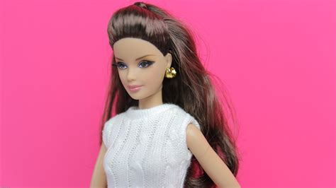 design doll to look like you mattel barbie collector the barbie look collection city