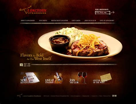 Example Of Creative Resume by Steakhouse Web Design Erman Erkur