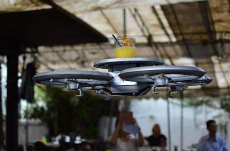 Sebuah Drone Di Malaysia lensa optoelektronika kecanggihan robot masa kini