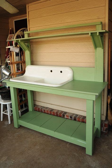 bench laundry her 1000 ideas about vintage sink on pinterest sinks