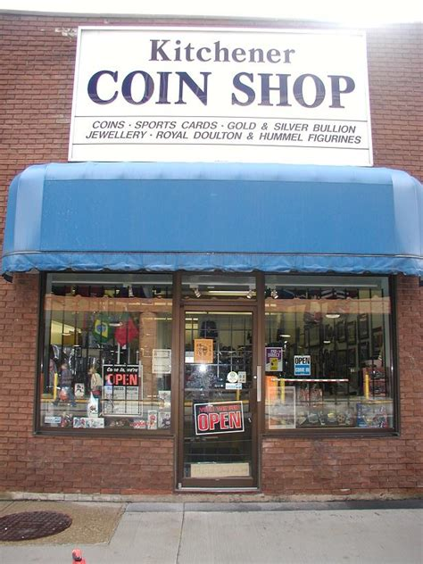cs quot kitchener coin shop quot ontario ca coin shops on