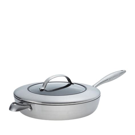 scanpan ctx covered saute pan 32cm