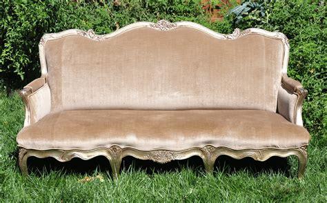 vintage couch rental victorian sofa rental dc something vintage rentals