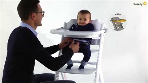 chaise haute timba avec coussin type 27607760 par safety