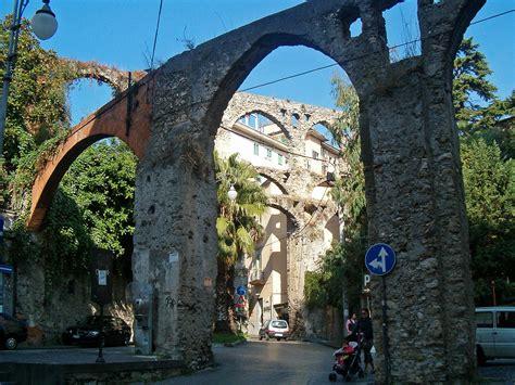 di salerno acquedotto medievale di salerno
