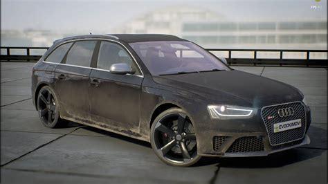 Audi Rs4 Configurator audi rs4 ue4 car configurator