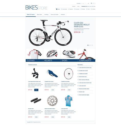 bike parts list template bikes parts zencart template 45088