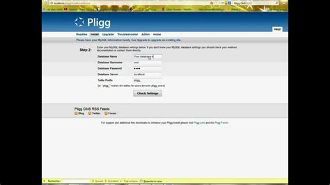 powered by pligg cms install pligg content management system youtube